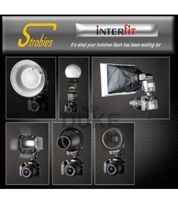 INTERFIT KIT FOTOGRAFIA STROBIES STR100