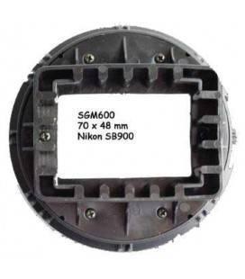 INTERFIT MONTURA STROBIES SGM600 PARA NIKON SB900