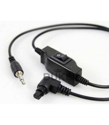 PHOTTIX ATLAS CABLE C8 PARA CANON EOS 30D-40D-50D-5D-5D Mark II-7D-1D- 1Ds Mark I-IV