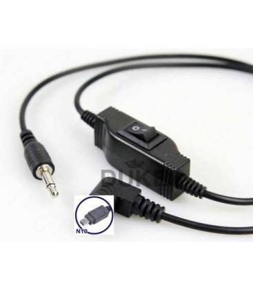 PHOTTIX ATLAS CABLE N10 PARA NIKON D90 - D5000 - D3100 - D7000