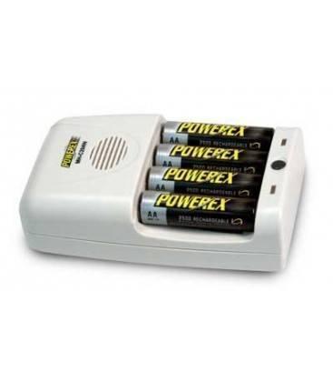 POWEREX CARGADOR INTELIGENTE MH-C204W AA/AAA NiMH
