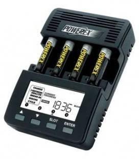 POWEREX CARGADOR ANALIZADOR MH-C9000 AA/AAA NiMH-NiCD