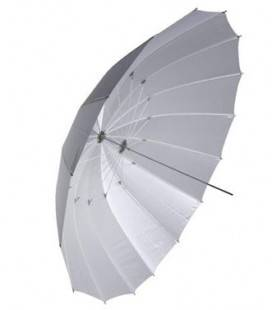 PHOTTIX PARA-PRO PARAGUAS REFLECTOR SHOOOT-THROUGH DE 182 CM.