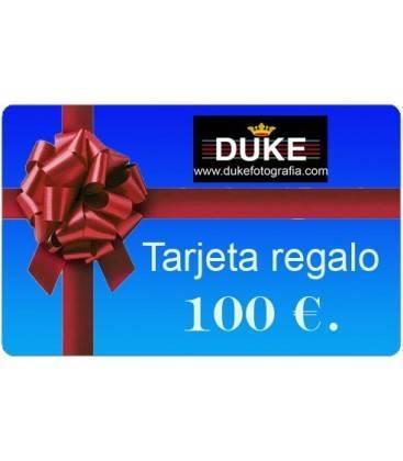 TARJETA REGALO 100 €.