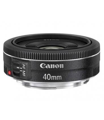 CANON EF 40mm f/2.8 STM + 30€ REEMBOLSO CANON