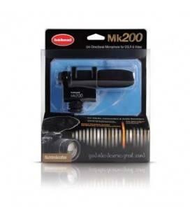 HAHNEL MICROFONO EXTERNO MK200 PARA CAMARA