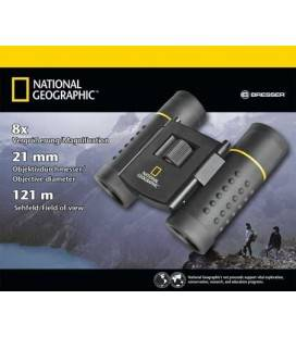 NATIONAL GEOGRAPHIC PRISMATICO (8 x 21)