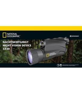 NATIONAL GEOGRAPHIC MONOCULAR NOCTURNO 5X50