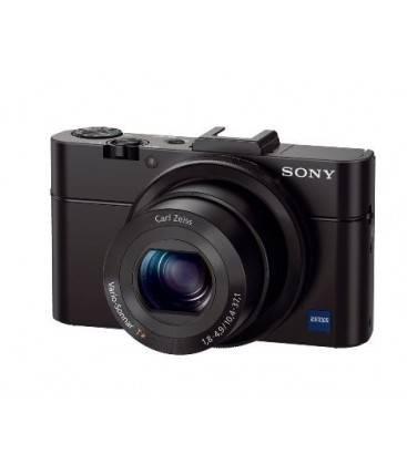 SONY CYBERSHOT DSC-RX100 II + SD 8GB VIDEO