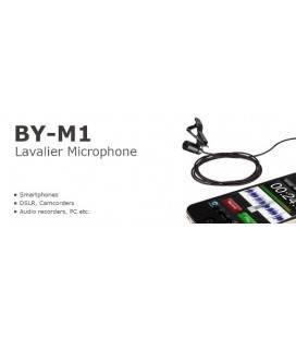 BOYA MICROFONO LAVALIER BY-M1