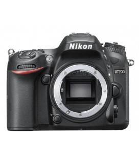 NIKON D7200 CUERPO + SD 32GB VIDEO