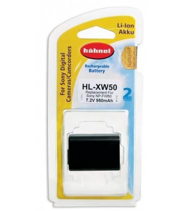 HAHNEL BATERIA HL-XW50 (SONY FW50)