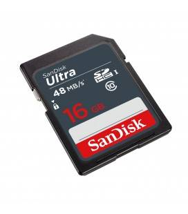 SANDISK ULTRA SDHC 16GB (48MB/s) CLASS 10