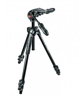 MANFROTTO 290 LIGHT KIT + ROTULA MH293D3-Q2 DE 3 MOVIMIENTOS