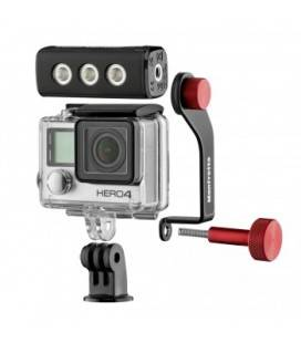 MANFROTTO OFF ROAD LUZ LED Y SOPORTE