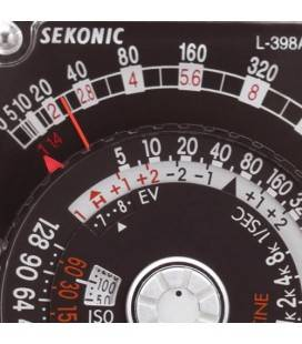 SEKONIC FOTOMETRO STUDIO DELUXE III L-398A