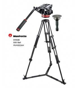 MANFROTTO KIT DE VIDEO PRO 546GB + ROTULA 504HD
