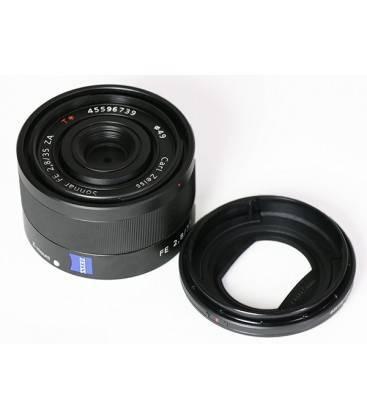 SONY OBJETIVO 35mm F2.8 ZA FE SONNAR T* (SEL35F28Z)