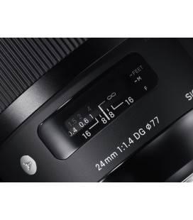 SIGMA OBJETIVO 24mm f1.4 DG HSM ART (NIKON)