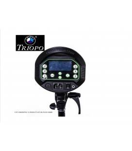 TRIOPO FLASH DE ESTUDIO LLH-400