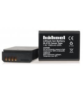 HAHNEL BATERIA HL-E10 (REMPLAZA LP-E10 CANON)
