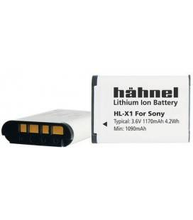HAHNEL BATERIA HL-X1(REMPLAZA SONY NP-BX1)