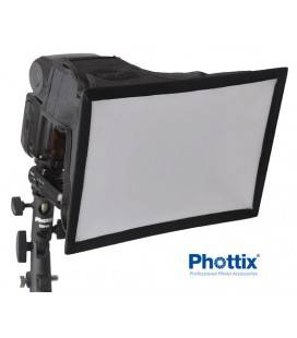 PHOTTIX DIFUSOR FLASH + CORREA VELCRO