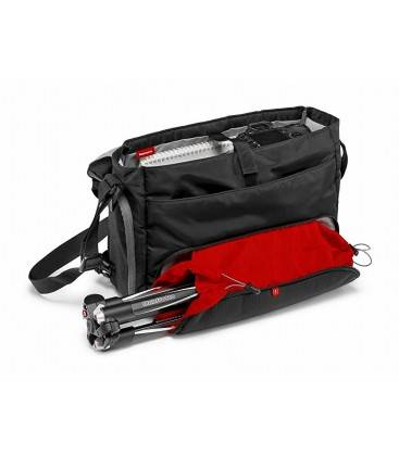 MANFROTTO BOLSO ADVANCED BEFREE MESSENGER (NEGRO)