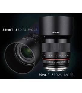SAMYANG OBJETIVO 35mm f/1.2 ED AS UMC CS (SONY E )