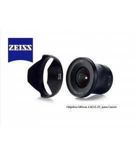 ZEISS MILVUS 15MM F/2.8 ZE CANON