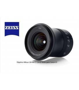 ZEISS MILVUS 18MM F/2.8 ZE CANON
