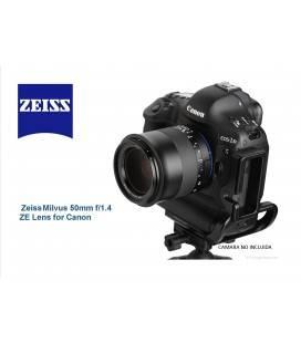 ZEISS MILVUS 50MM F/1.4 ZE CANON