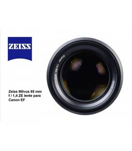 CARL ZEISS MILVUS 85MM F/1.4 ZE CANON