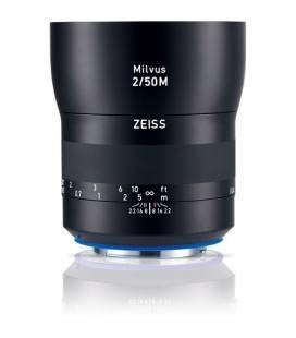 CARL ZEISS MILVUS 50MM F/2 ZE CANON