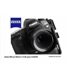 ZEISS MILVUS 50MM F/2 ZE CANON