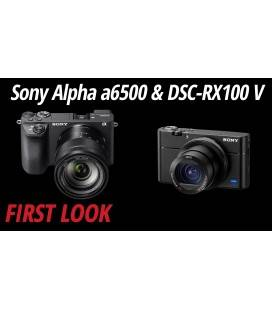 SONY ALPHA 6500 CUERPO (ILCE6500B)