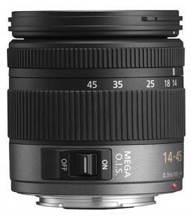 PANASONIC G LUMIX VARIO 14-45mm f/3.5-5.6 ASPH/MEGA O.I.S.