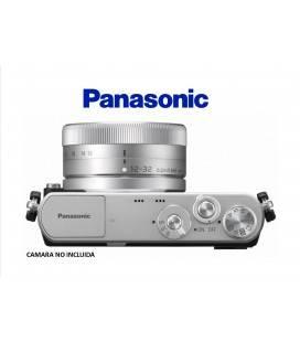 PANASONIC LUMIX VARIO 12-32mm f/3.5 - 5.6 G PLATA