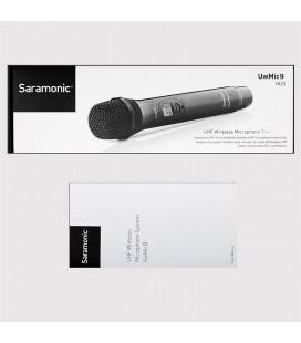 SARAMONIC MICRFONO UwMic9 INALAMBRICO