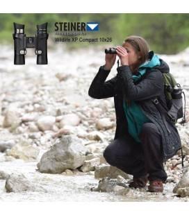 STEINER PRISMATICO 10X26MM WILD LIFE