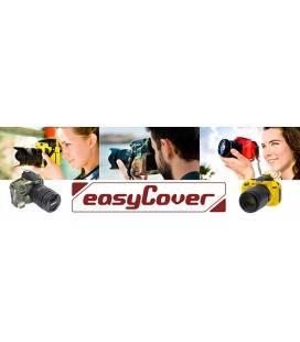 EASYCOVER FUNDA PROTECTORA PARA LA CANON EOS 1300D NEGRO