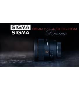 SIGMA OBJETIVO 85MM F1.4 DG HSM ART PARA CANON