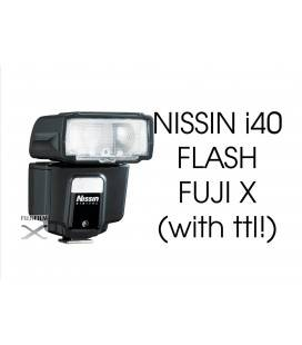 NISSIN FLASH i40 FUJIFILM