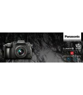 PANASONIC LUMIX DMC-G80H +14-140MM