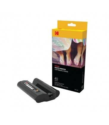 KODAK PAPEL Y CARTUCHO DE IMPRESORA PHC 40(PARA KODAK PHC450)