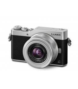 PANASONIC LUMIX DMC-GX800 + 12-32mm F3.5-5.6 PLATA (SILVER)