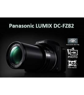 PANASONIC LUMIX DMC-FZ82 4K