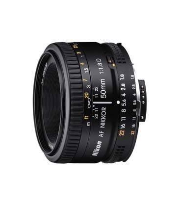 Nikon 50MM F1.8D AF