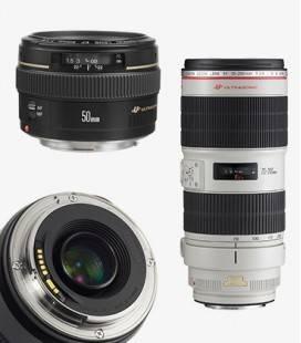 Objetivos montura Canon