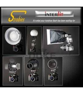 INTERFIT-KIT FOTOGRAFIE STROBOSKOPE STR100